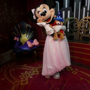 【14】Mickey and Minnie Starring in Red Carpet①