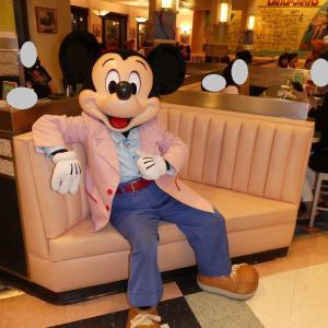 【35】ミッキー/Minnie's Springtime Dine
