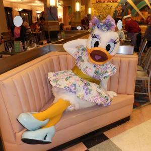 【36】デイジー/Minnie's Springtime Dine