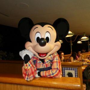 【45】ミッキー/Garden Grill Restaurant