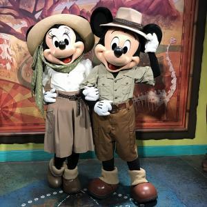 【60】 ミッキーとミニー/Adventurers Outpost