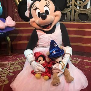 【63】ミニー/Mickey and Minnie Starring in Red Carpet
