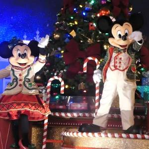 【9】Mickey's Once Upon A Christmastime Parade