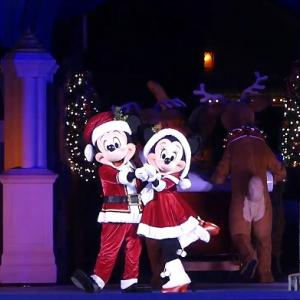【8】Mickey's Most Merriest Celebration(ベリメリ)