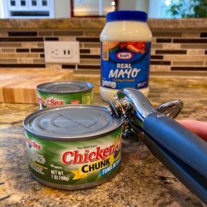 缶詰で作る!簡単アメリカ料理