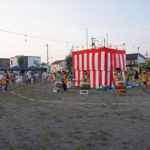 東水穂町内会盆踊り♪*おらが街のお祭りレポ2019(旭川市末広東)