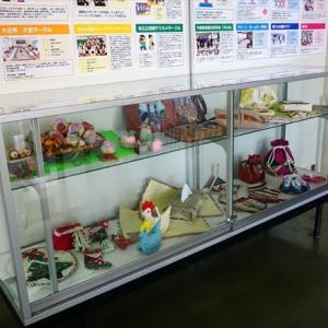 パッチワークサークル布あわせさん♪旭川市末広公民館ロビーギャラリー展示作品2019年10~11月