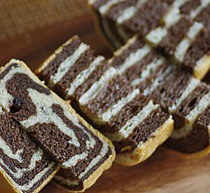巻チョコ食パン