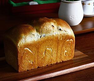 やっぱり大好き、レーズン食パン!