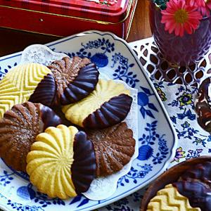 ノルディックのクッキースタンプで焼くクッキー