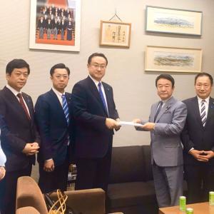 日本の尊厳と国益を護る会として官邸に要望する。
