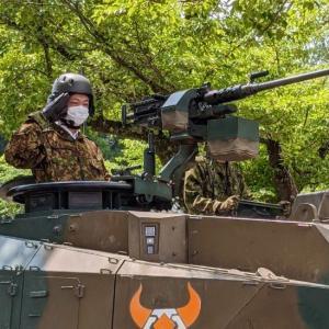 自衛隊 実働部隊と側面支援部隊
