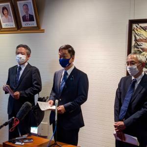 佐賀県 有明海魚連にお礼と挨拶に行きました。