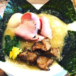 Omotenashi Noodles まつじ(特製炊爽鶏だしそば)@蒲郡市