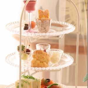 英国菓子★バタフライケーキ
