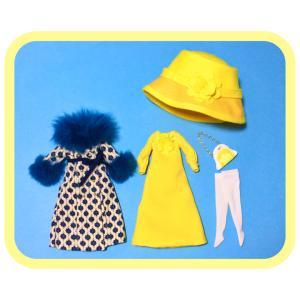 黄色とブルーのセット