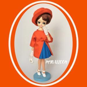 人形服その他オーダーメイド受付8月1日より
