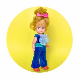 人形服オーダーメイド・約13センチのお人形