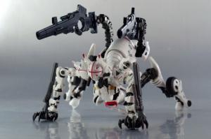 ROBOT魂<SIDE KMF> アレクサンダ(アキト機)