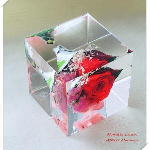 ◆透明感が最大の魅力☆クリスタル・アートリウムも変わらず人気です