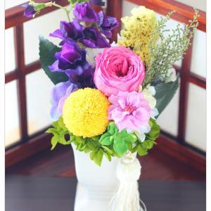 ◆コロナ自粛で高まるプリザーブド仏花の需要☆全国発送致します