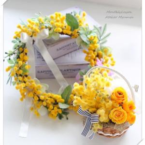 ◆アトリエミュウミュウ 4月のおすすめ課題とレッスン・販売スケジュール