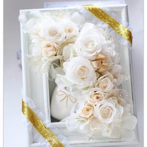 ◆お友達のバレエの発表会に☆くるみ割り人形「金平糖」をイメージしたフラワーアレンジメント