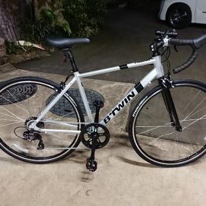 【デカトロン】俺氏、フランスの自転車(中国製)を買う【B'twin】