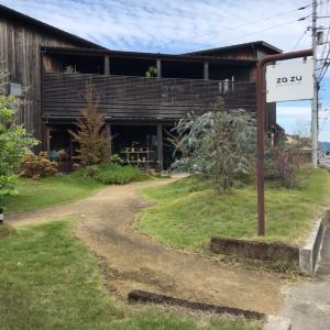 香川県のカフェzazu plantes et cafe でランチ