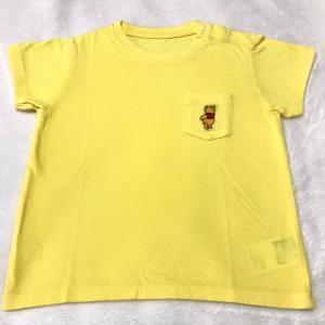 お猿の赤ちゃん・UNIQLOのベビー服