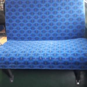 バス通勤中、恐ろしいっっ