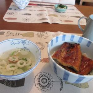 土曜の丑手作り鰻丼浜名湖産photo五・七・五「調」