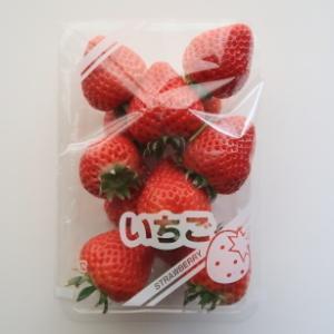 「よつぼし」というイチゴを買ってみた