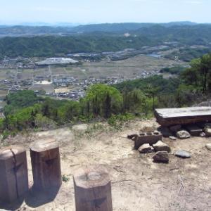GW直前のトレーニング登山: 正木山