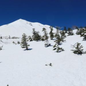 日帰りで登る3000m峰: 乗鞍岳その1