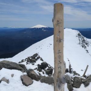 日帰りで登る3000m峰: 乗鞍岳その2