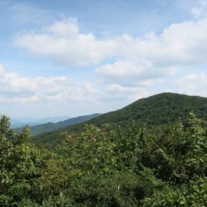 2年7か月ぶりのテント泊行: 比婆山その1