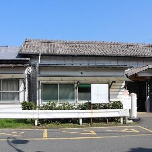久大本線うきは駅(福岡県うきは市)