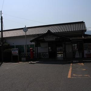 久大本線筑後吉井駅(福岡県うきは市)