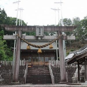 徳山神社(岐阜県本巣市)