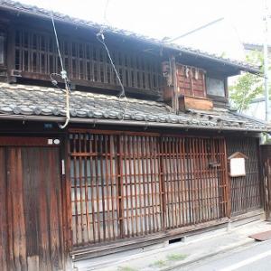 四間道の屋根神様(名古屋市西区)
