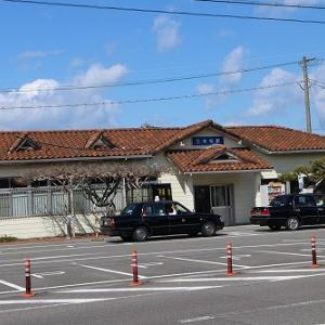 JR高徳線三本松駅(香川県東かがわ市)