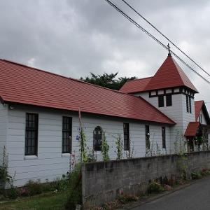米沢聖ヨハネ教会(山形県米沢市)