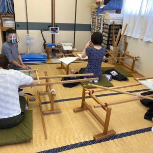 6月から刺繍教室再開