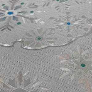 雪の結晶の帯