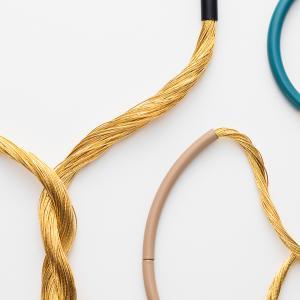 中村刺繍Zoomセミナー~金の糸・銀の糸を学ぶ~