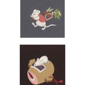 子(鼠)のミニ色紙キット