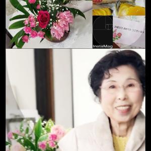 88歳の誕生日でした!ヾ(≧▽≦)ノ