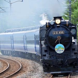 2017年9月30日(土)・上越線D51498牽引8731レ~12系「SLみなかみ」号