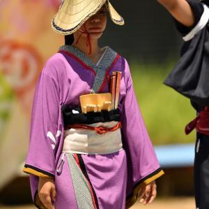 OSBエンジェルズ  第18回YOSAKOIソーラン日本海百万石会場 ジュニア大会